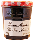 Picture of BONNE MAMAN BLUEBERRY CONSERVE