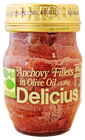 Picture of DELICIUS ANCHOVY FILLETS IN OIL