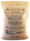 Picture of KIALLA ORGANIC ROLLED OATS
