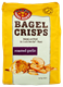 Picture of ABE'S ROASTED GARLIC BAGEL CRISPS