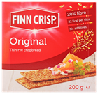 Picture of FINN CRISP THIN RYE ROUNDS