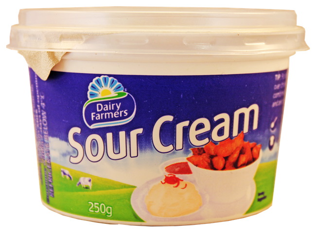 Picture of DAIRY FARMERS REGULAR SOUR CREAM