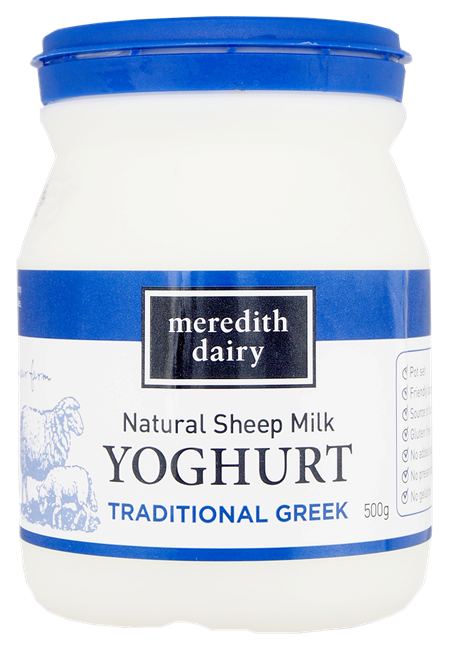 Picture of MEREDITH DAIRY NATURAL SHEEP MILK YOGHURT TRADITIONAL GREEK