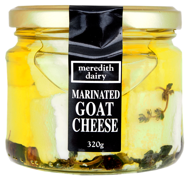Picture of  MEREDITH DAIRY MARINATED GOAT FETTA